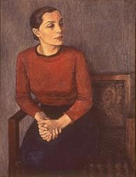 Lotte Loebinger –  Ein Schauspielerporträt von Heinrich Vogeler