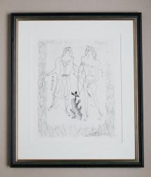 Georges Braque, Eurybia et Eros