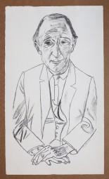 Max Beckmann, Lithografie, Frederik Delius