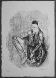 Rudolf Belling, Lithografie1968