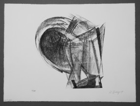 Rudolf Belling,1967, Entwurf