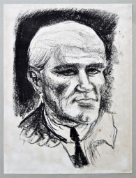Otto Dix, Porträt: Otto Freundlich 1923