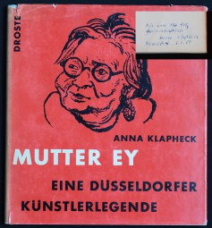 Anna Klapheck, Mutter Ey, 1958