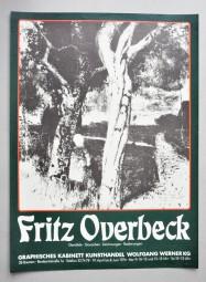 Fritz Overbeck, Plakat