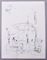 Alberto Giacometti, 2 Paris Sans Fin 1969