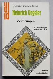 Heinrich Petzet, Vogeler, Zeichnungen
