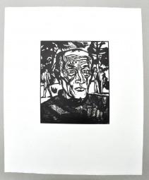 Erich Heckel, Der Zeichner