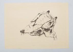 Karl Hofer, Tierschädel