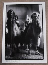 Bernd Jansen, Uecker und Rinke auf Kamelen, 1978