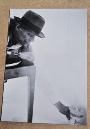 Benjamin Katz, Joseph Beuys, 1981