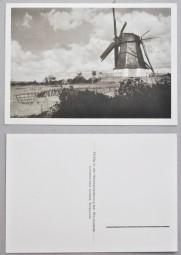 Hans Saebens, Postkarte