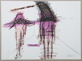 Eliseo Mattiacci, Lithografie