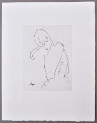Amedeo Modigliani, Mädchen