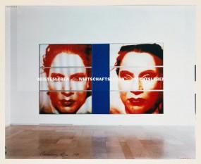 Katharina Sieverding, originale Fotografie, 1993