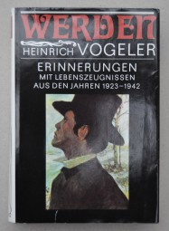 Heinrich Vogeler, Werden