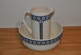 Waschgarnitur Ditmar Urbach Art Deco