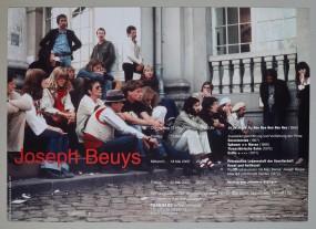 Joseph Beuys, Ausstellungsplakat Parkhaus Düsseldorf 2005