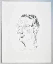 Otto Dix, Lithografie, Florian Karsch
