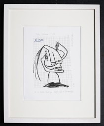 Gitta von Chmara Transkription Tete / Gtowa Pablo Picasso