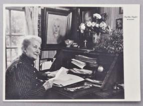 Rudolf Dodenhoff, Martha Vogeler