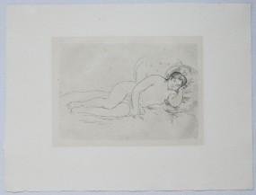 Auguste Renoir, Femme nue Couchée